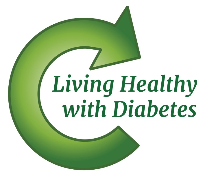 Living Healthy with Diabetes Logo