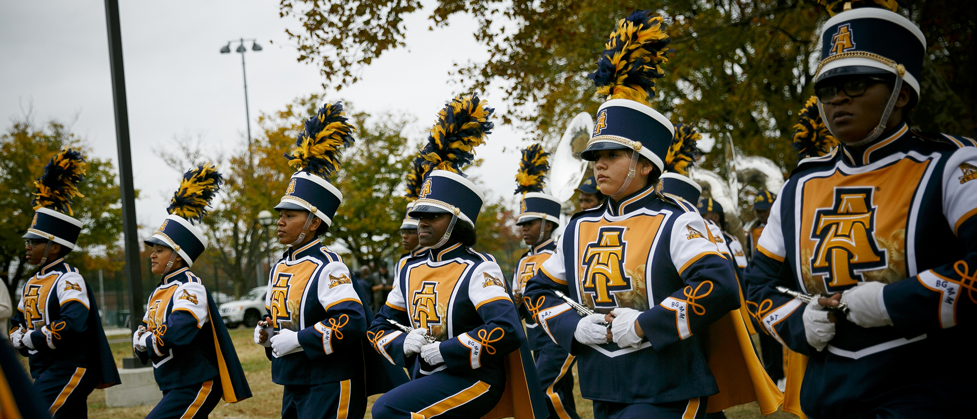FALL NC A&T Band