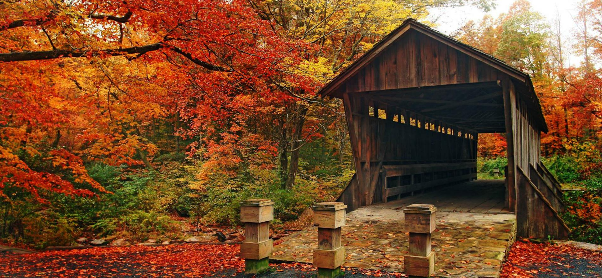 Randolph County Pisgah Covered Bridge