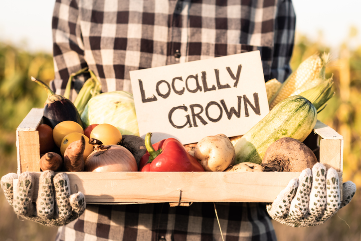 Locally Grown Produce picture