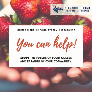 Help respond to Food System Needs